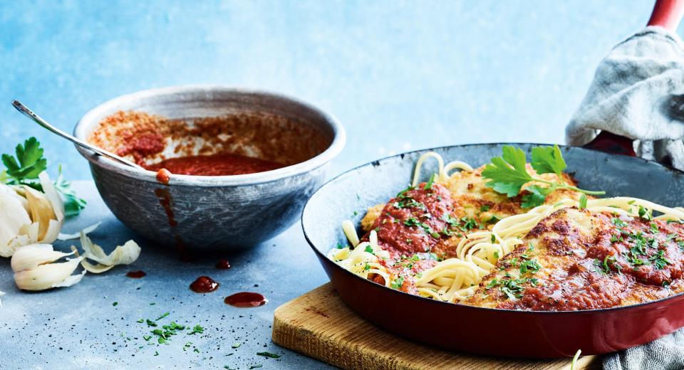 5 recettes avec une sauce tomate revisitée
