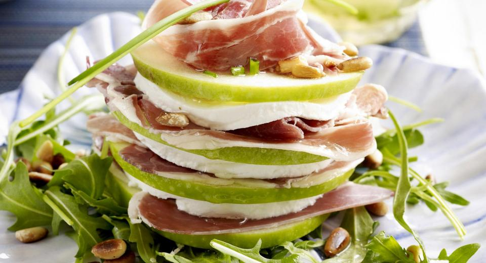 35x salade met appel