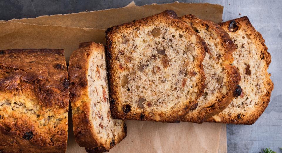 Boter vervangen in gebak?