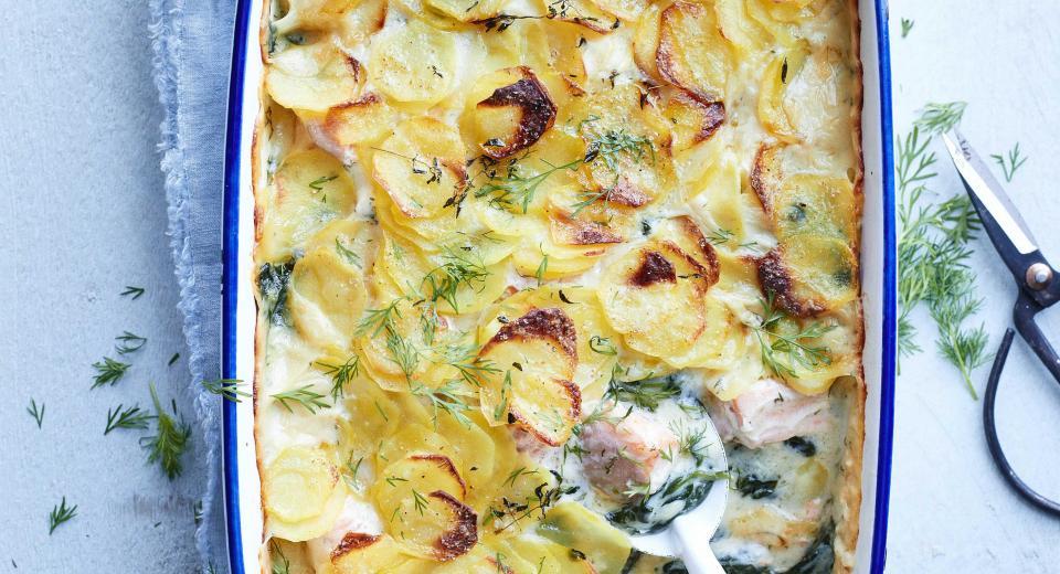 20x ovenschotels met aardappels in de hoofdrol