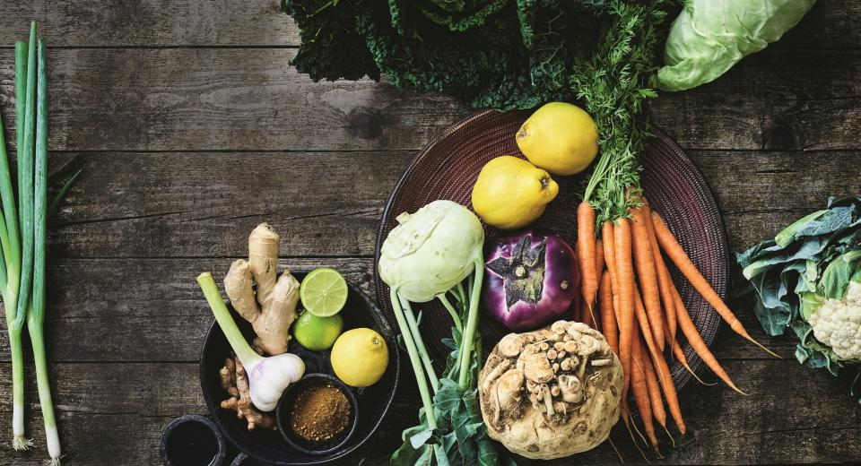 Slim boodschappen doen met Pascale: haar favoriete ingrediënten