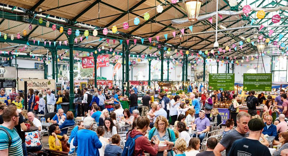 Un nouveau food market de plus de 2.600 m² va voir le jour à Bruxelles