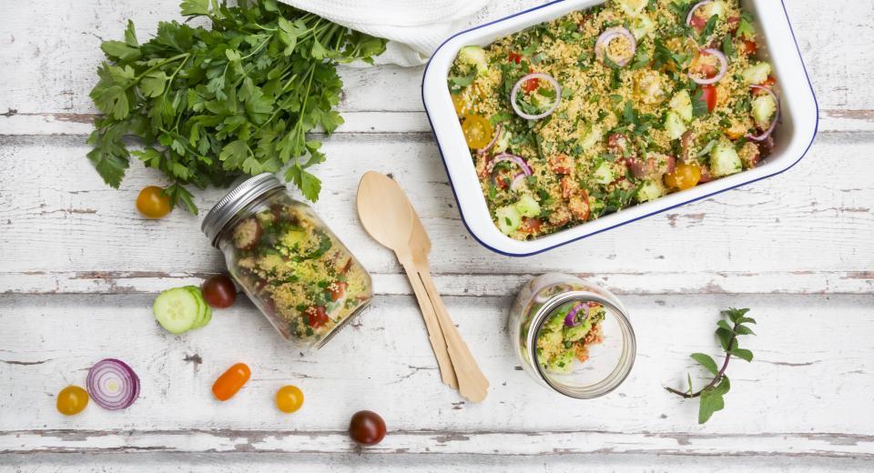 18 salades composées parfaites à emporter