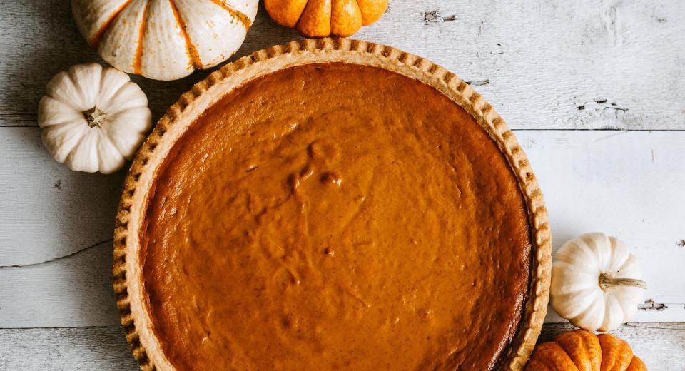 Pumpkin pie: la recette qu'il vous faut cet automne