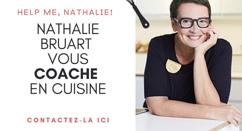 Un problème en cuisine? Nathalie Bruart répond à vos questions!