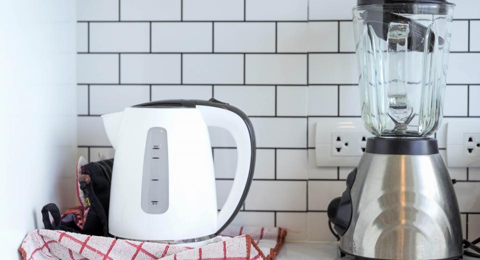 Top 10 des appareils de cuisine non utilisés