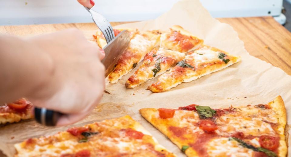Pâte à pizza prête à l'emploi: le top 3 de la rédaction