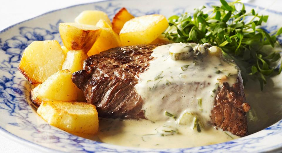 Zeg niet zomaar steak!