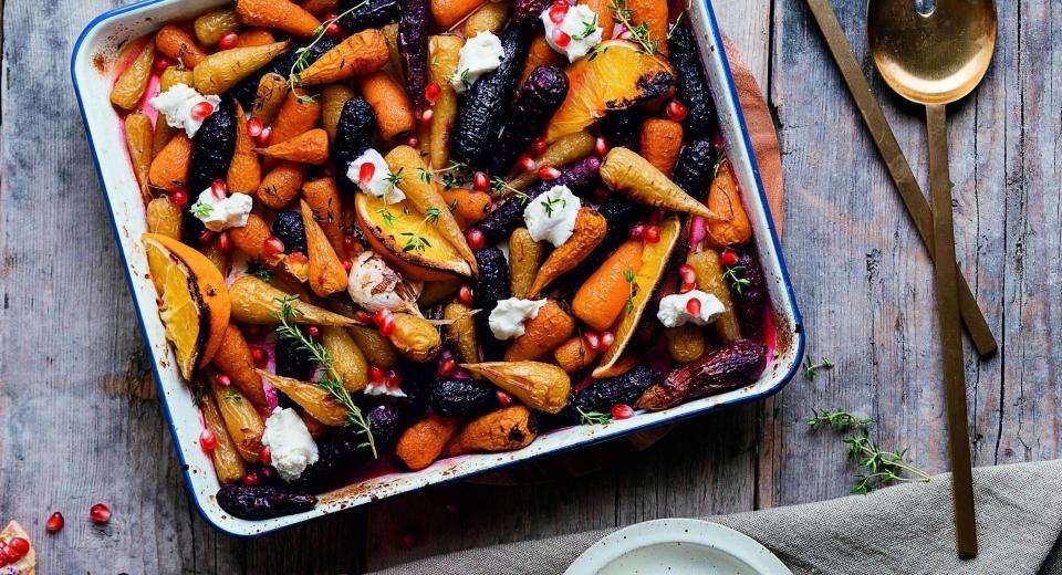 14 recettes avec des carottes