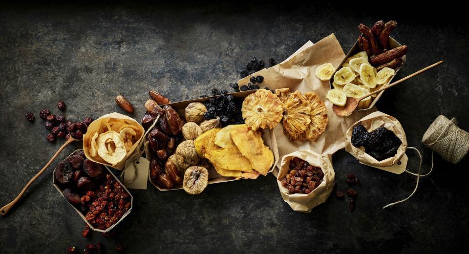 Is gedroogd fruit gezonder dan snoep?