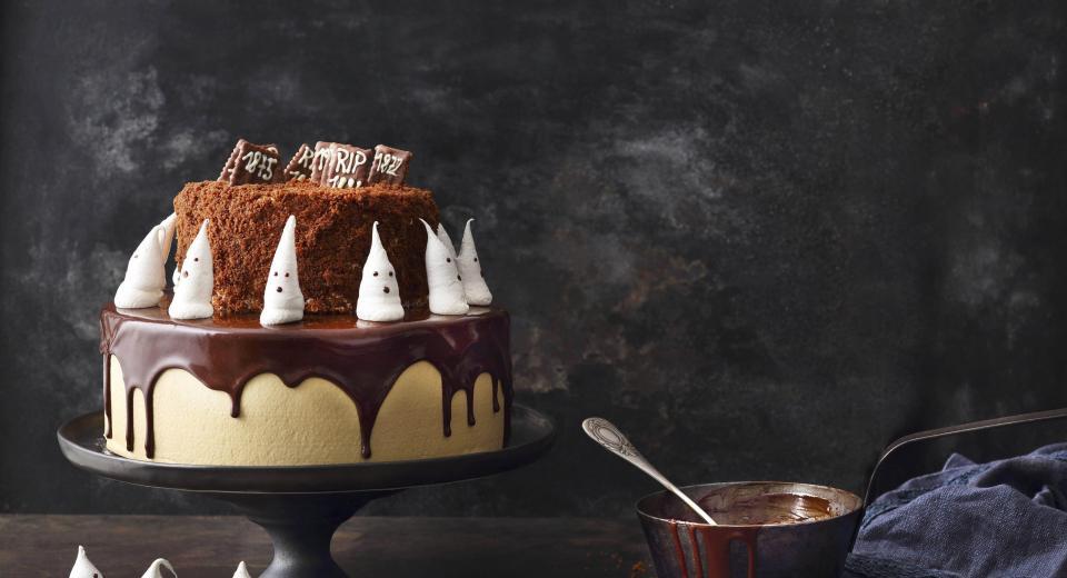 Halloween: 3 gâteaux qui en jettent!