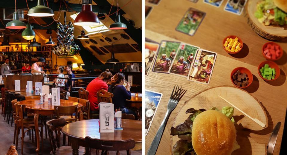 La Luck, le bar à jeux de société le plus chaleureux de Bruxelles