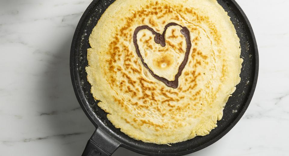 Pannenkoeken bakken zonder recept