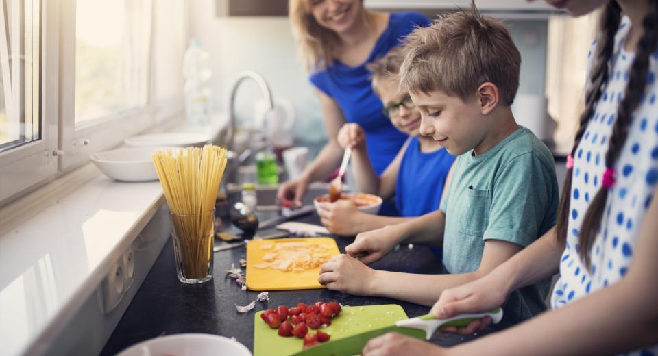 Vakantietopper: samen koken met je kinderen