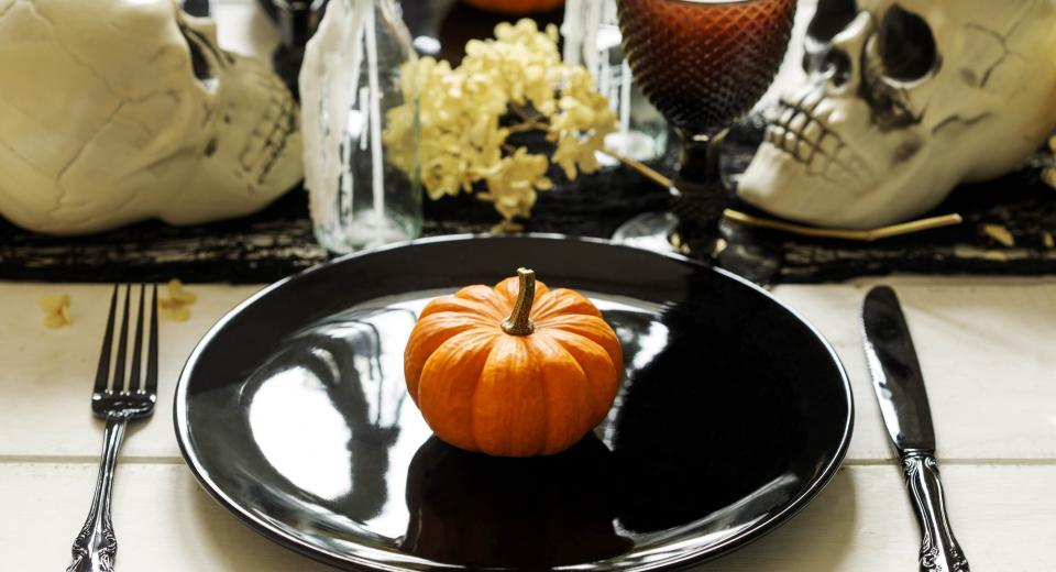 3 conseils simples et rapides pour un repas d'Halloween last-minute