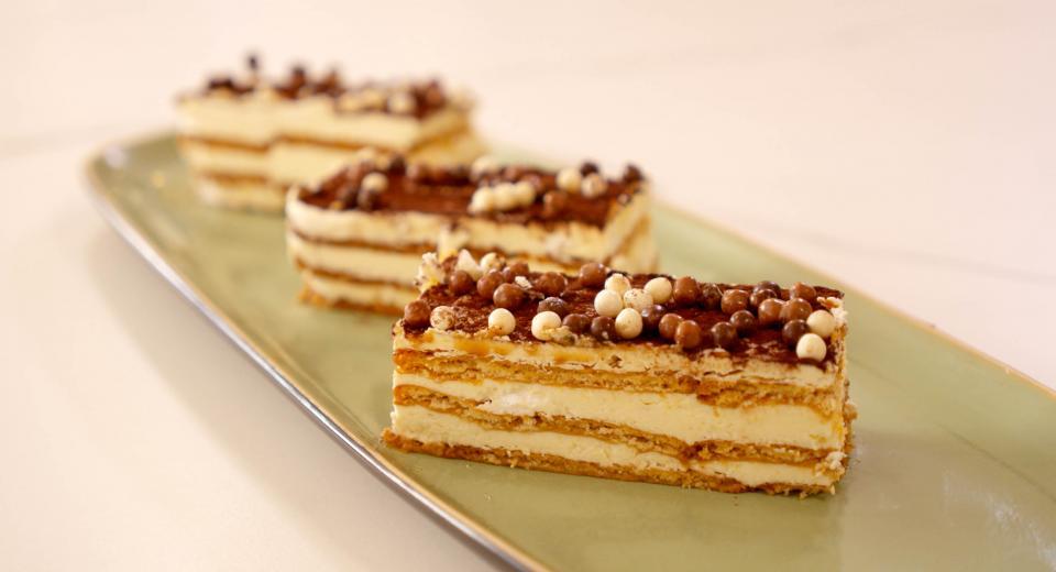 La Cerise sur le Gâteau (LMP): la recette de la crème au beurre