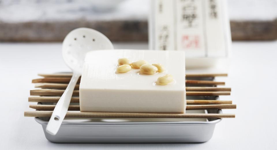 5 choses que vous ignorez sur le tofu soyeux
