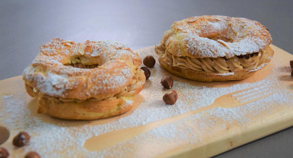 La Cerise sur le Gâteau (LMP): la recette du Paris-Brest