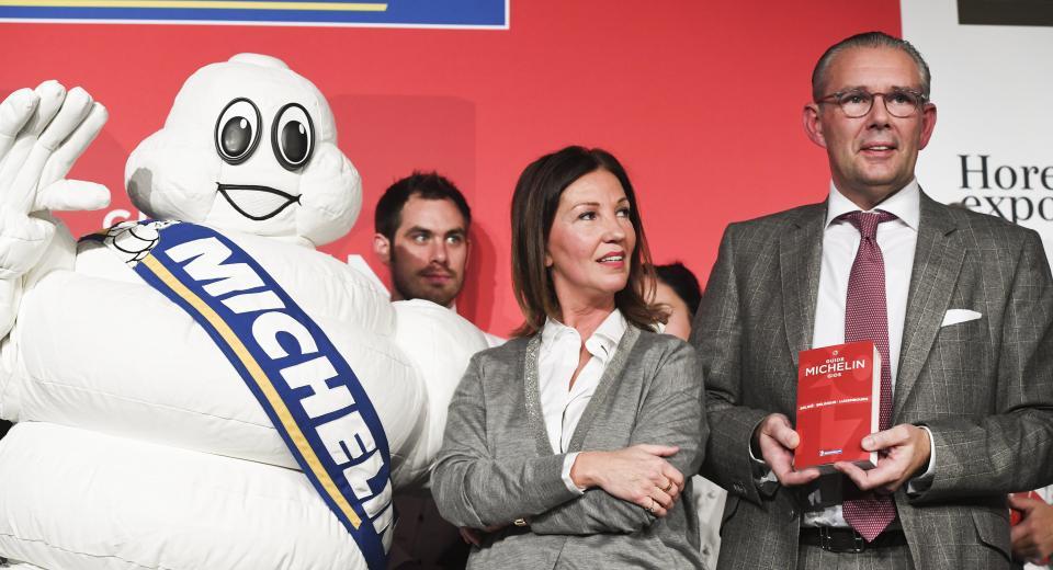 Michelin 2020: les nouveaux restaurants étoilés belges sont connus