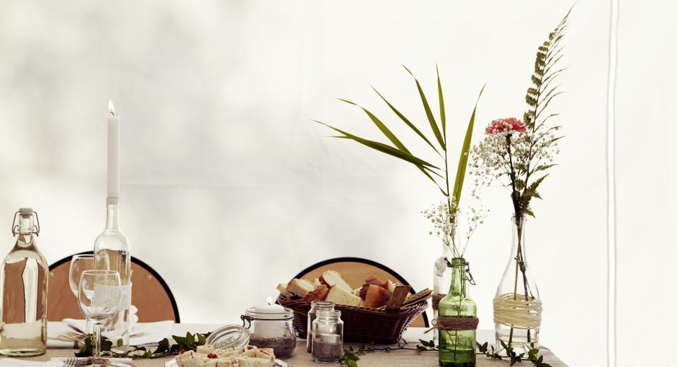 Tafel dekken: 5 tips om van je tafel een feest te maken