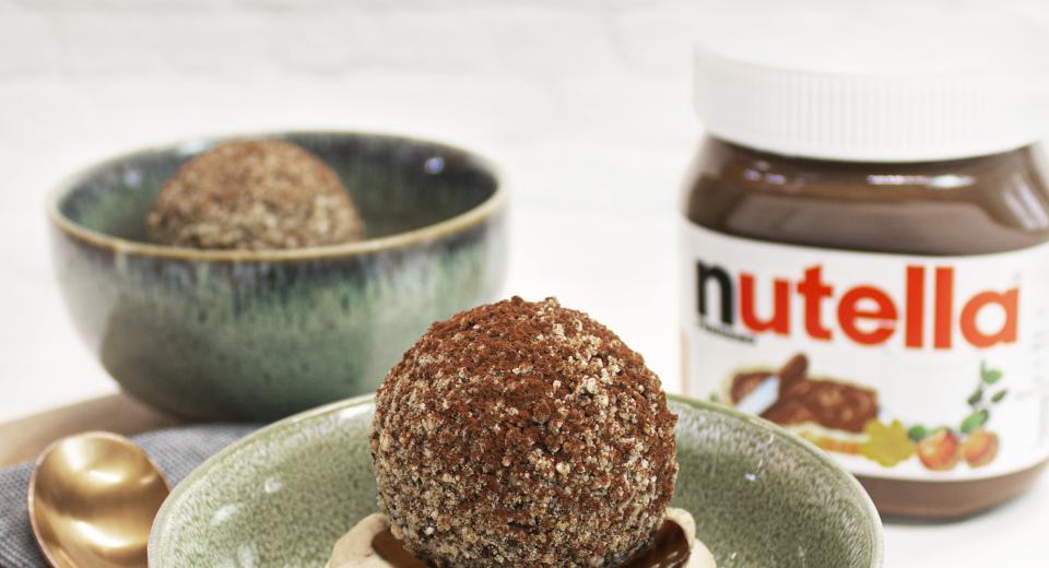 Nutella et Balls & Glory créent une Tiramisu Ball: on a la recette!