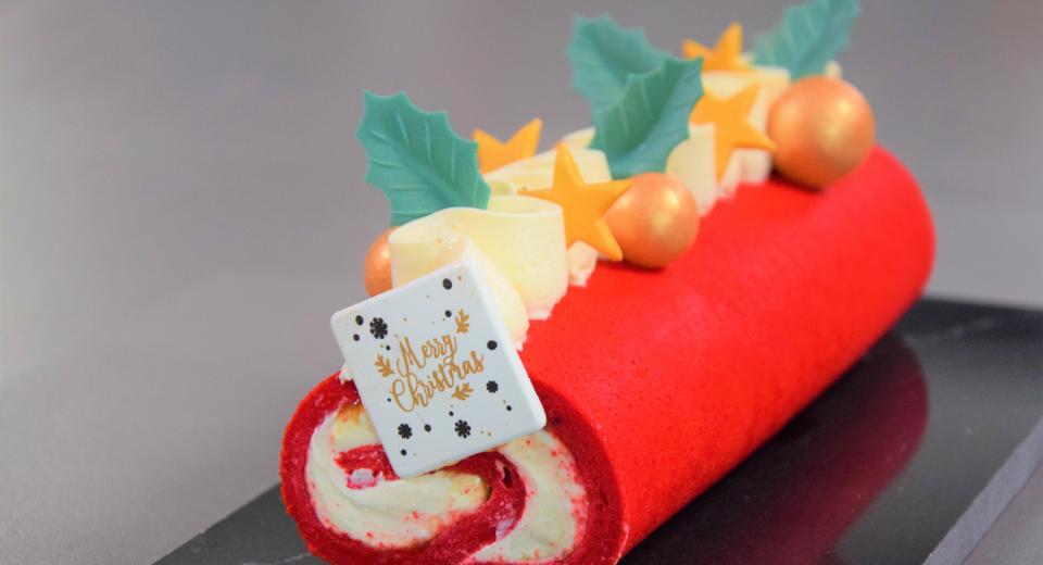 La Cerise sur le Gâteau (LMP): la recette du roulé japonais
