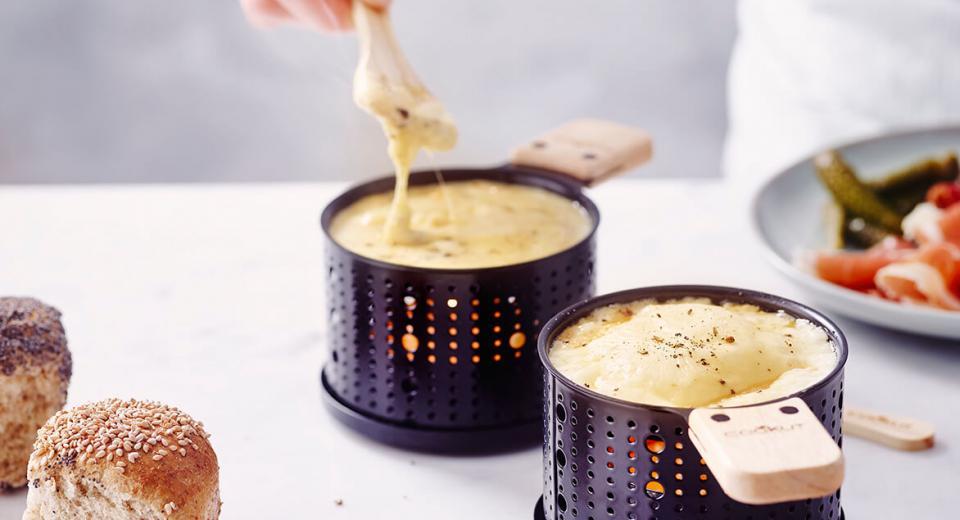 Dit is de ideale kaas voor raclette