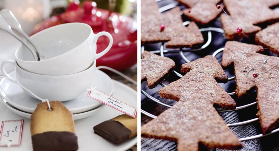 Cadeau gourmand fait maison: nos meilleures recettes de biscuits à offrir