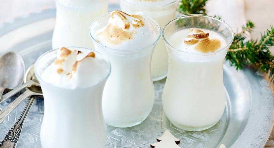 19 makkelijke desserts in een glaasje