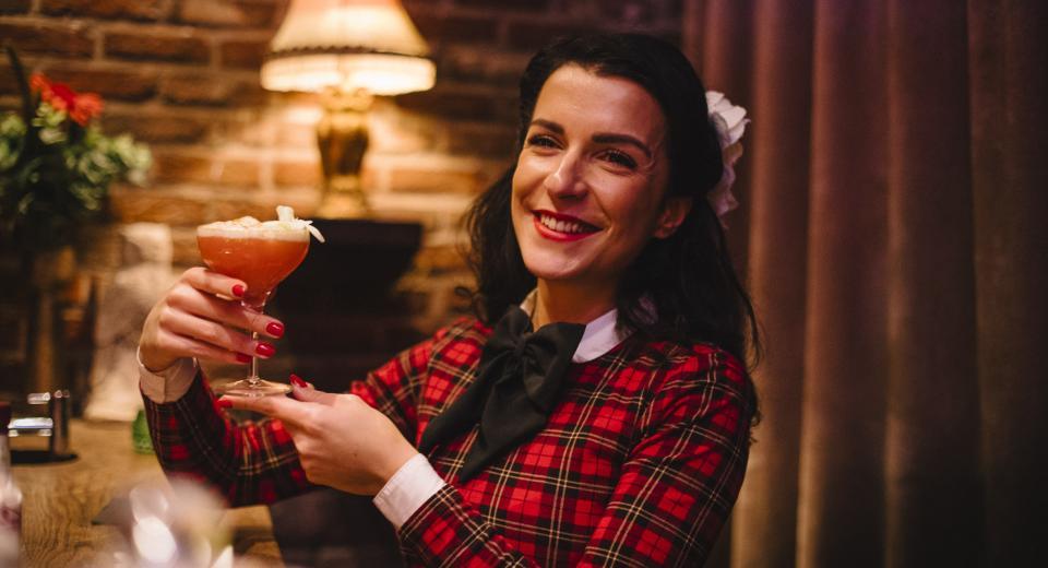 Cocktails festifs: 3 recettes originales créées par le bar Vertigo (vidéo)