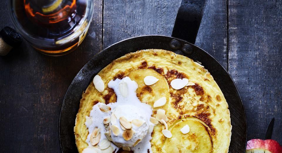 Het ultieme recept voor Normandische pannenkoeken