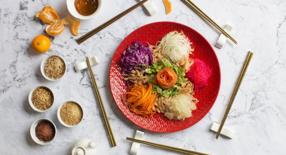 12 recettes pour fêter le Nouvel An chinois