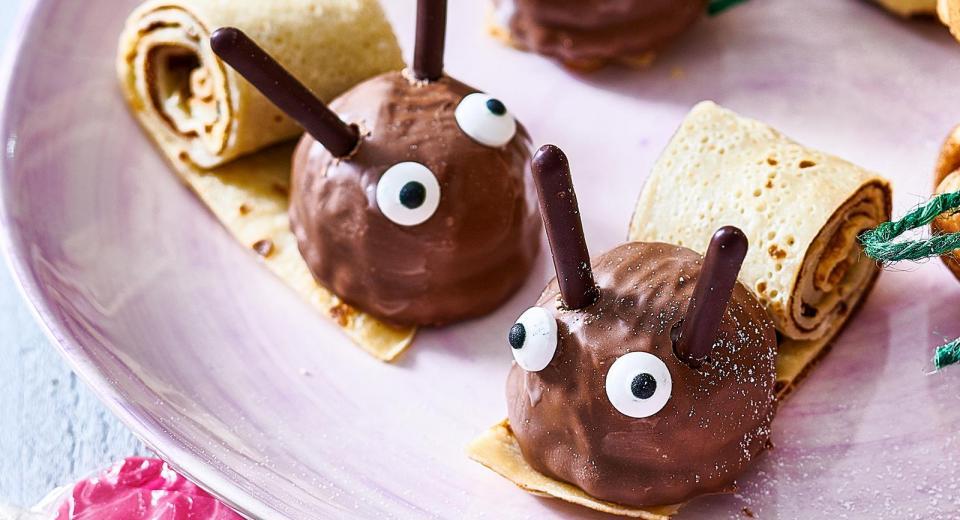 Supertoffe pannenkoeken voor kinderen