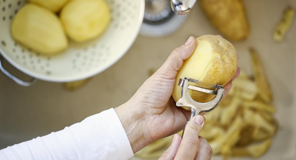 Het aardappelgerecht met maar 3 ingrediënten dat áltijd een hit is