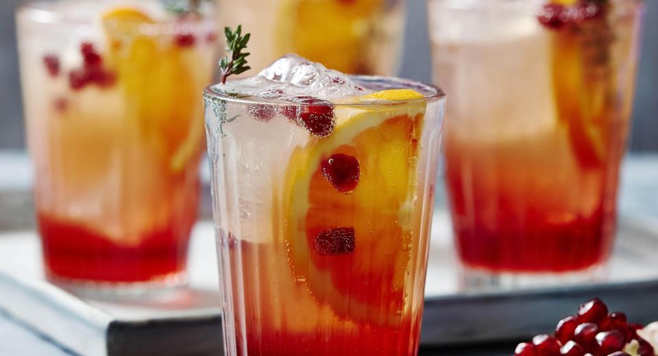 8 cocktails sans alcool parfaits pour l'hiver