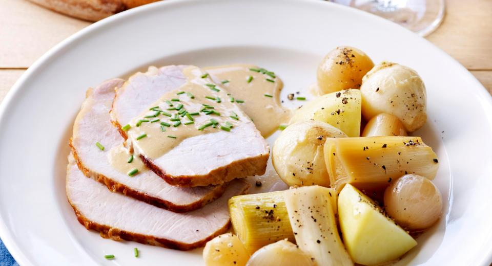 Koken met mosterd