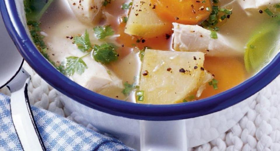 12x heldere soep om van te houden