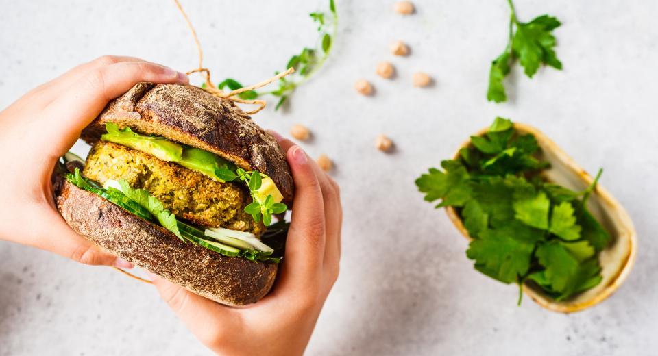 Burgers végétariens: 6 marques au banc d'essai