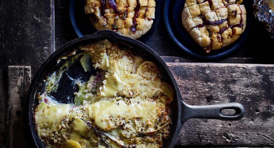 10 recettes avec du camembert
