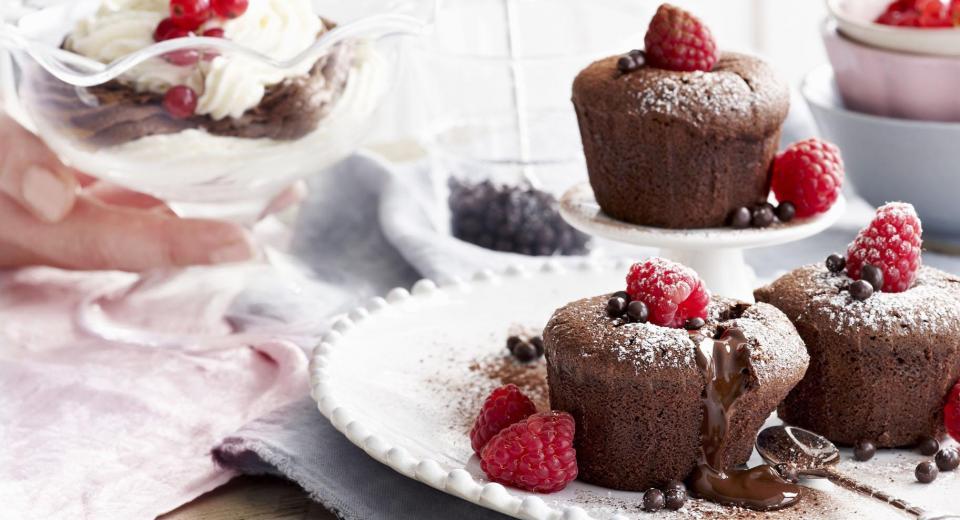 9 heerlijke recepten met chocolade
