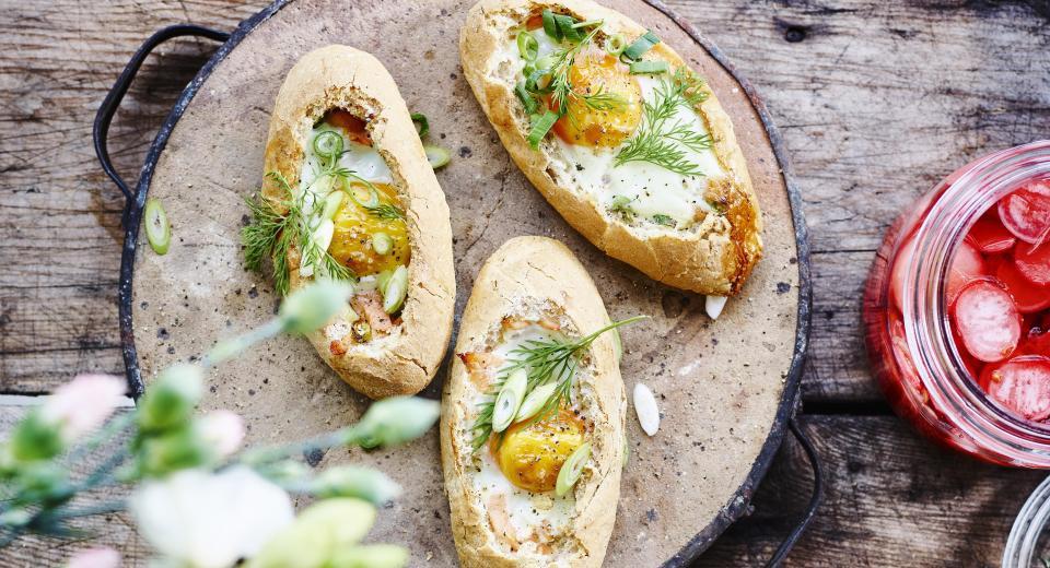 20 recepten voor een feestelijke paasbrunch