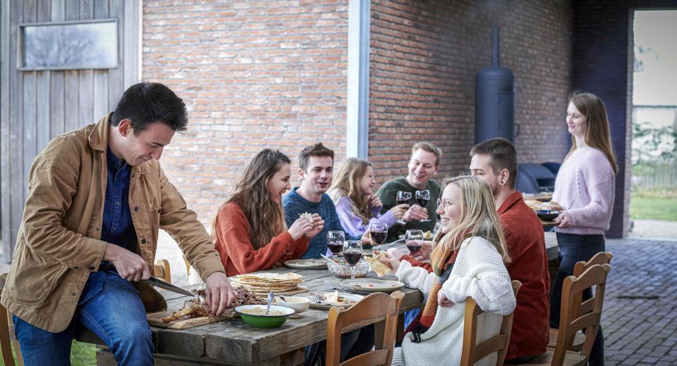 Koken voor veel vrienden: de tips van Loïc