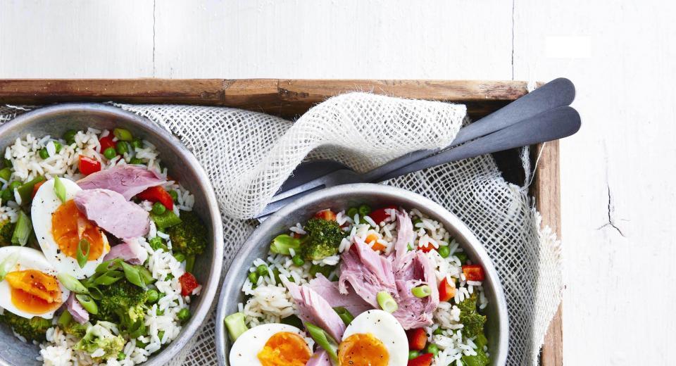 20 recettes avec du riz