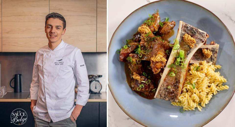 Top Chef 2020: les carbonnades de joues de porc et fusillis de Mallory