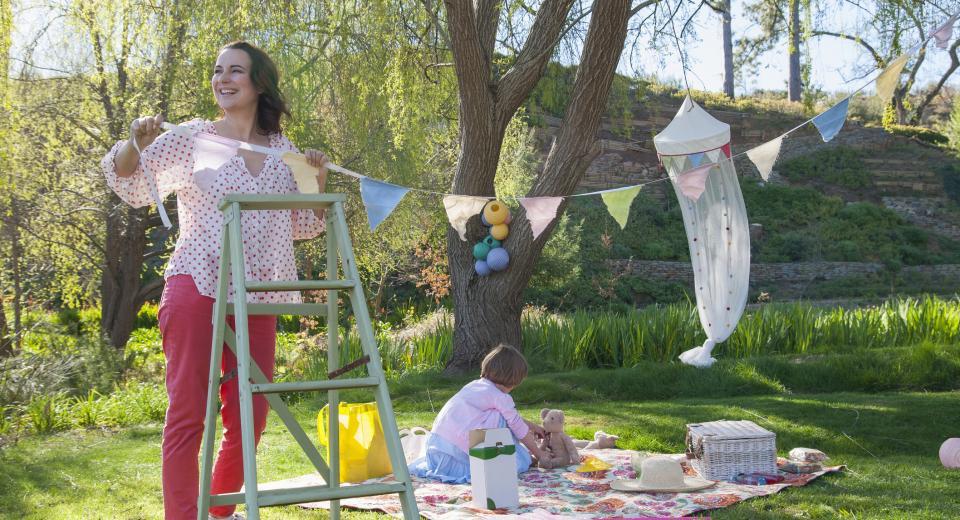 Picknick in je tuin: een feestje met deze recepten