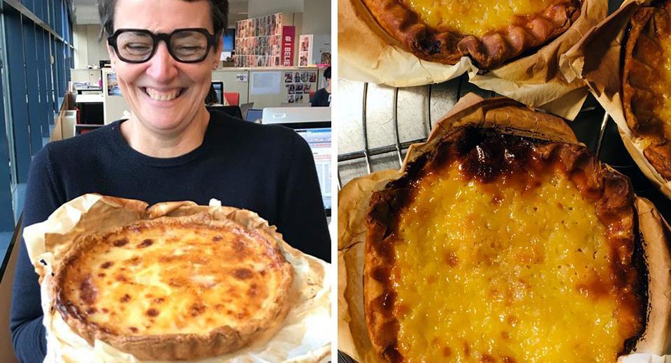 """The tarte au sucre de Fifi: """"La meilleure tarte que j'aie mangée de ma vie"""""""