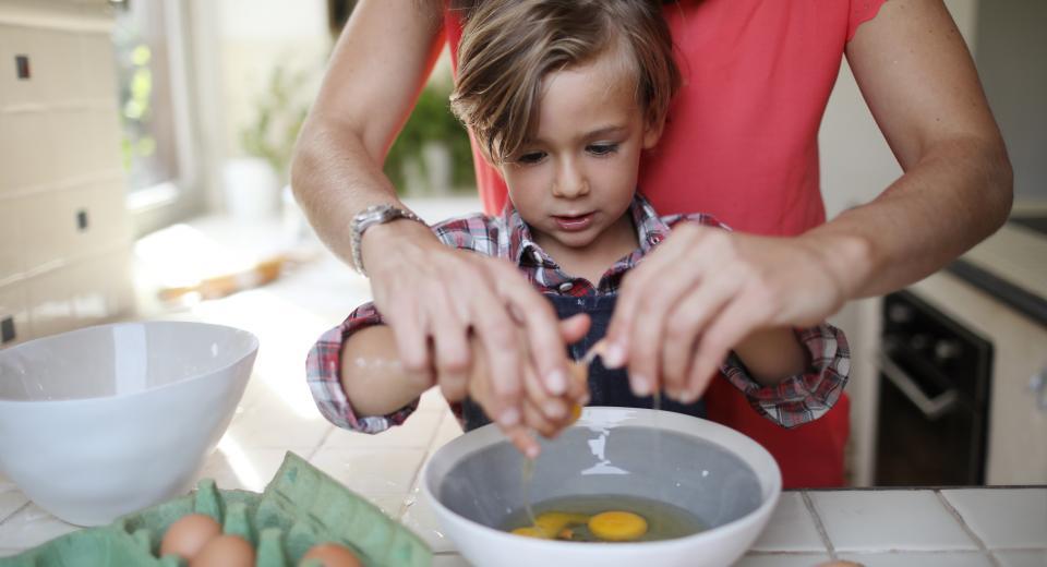 Bakken met kinderen: onze tips en recepten