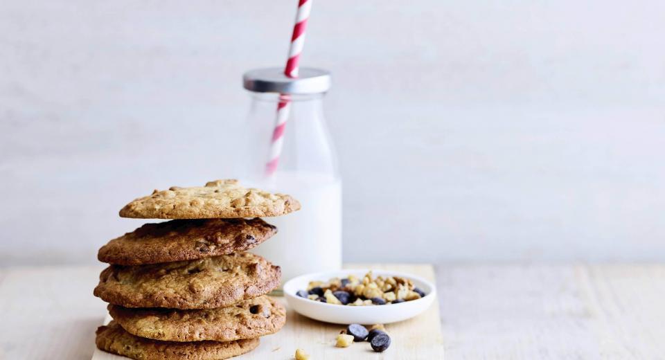 12 recettes sucrées avec des flocons d'avoine