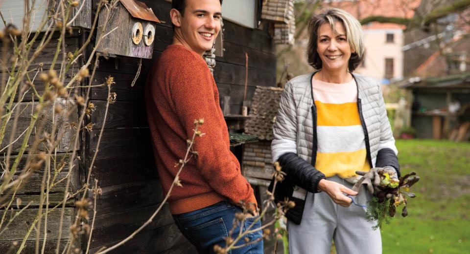 Loïc et sa maman: les confidences de 2 super cuisiniers