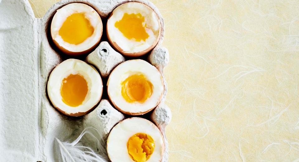 Een hardgekookt of een zachtgekookt ei: wat is het gezondst?